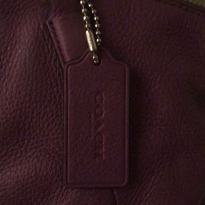 Coach Bags - Authentic coach mini tote
